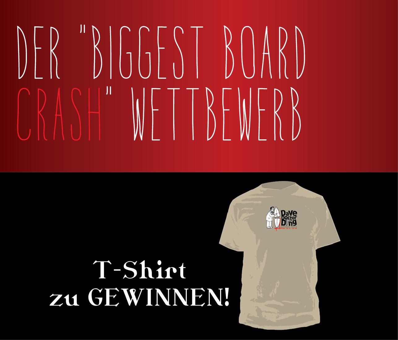 DaveDoctorDing - Alle Surfboard Reparaturen - Ding King Contest - DER BIGGEST BOARD CRASH WTTBEWERB