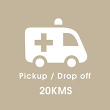 DaveDoctorDing - Pickup / Delivery 20 kms