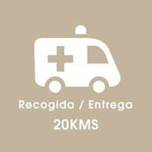 DaveDoctorDing - Recogida / Entrega 20 kms