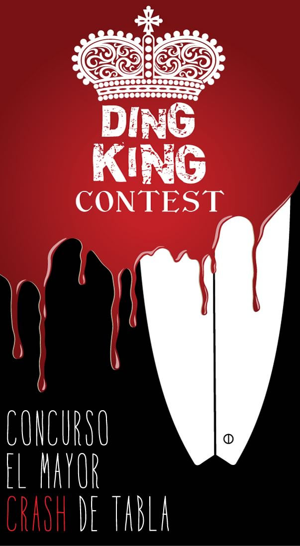 DaveDoctorDing - Ding King Contest - CONCURSO EL MAYOR CRASH DE TABLA