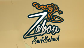Zabou Surf School- Messanges